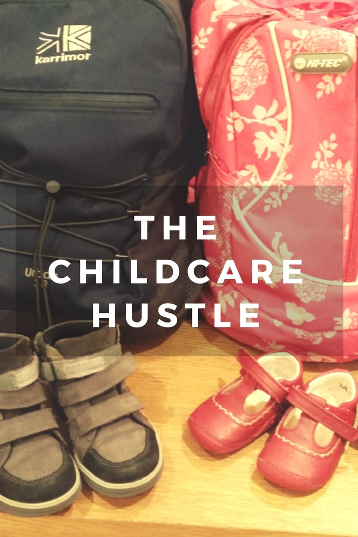 The childcare hustle - working parents are forced into an impossible position when their children are ill and often mothers bear the brunt