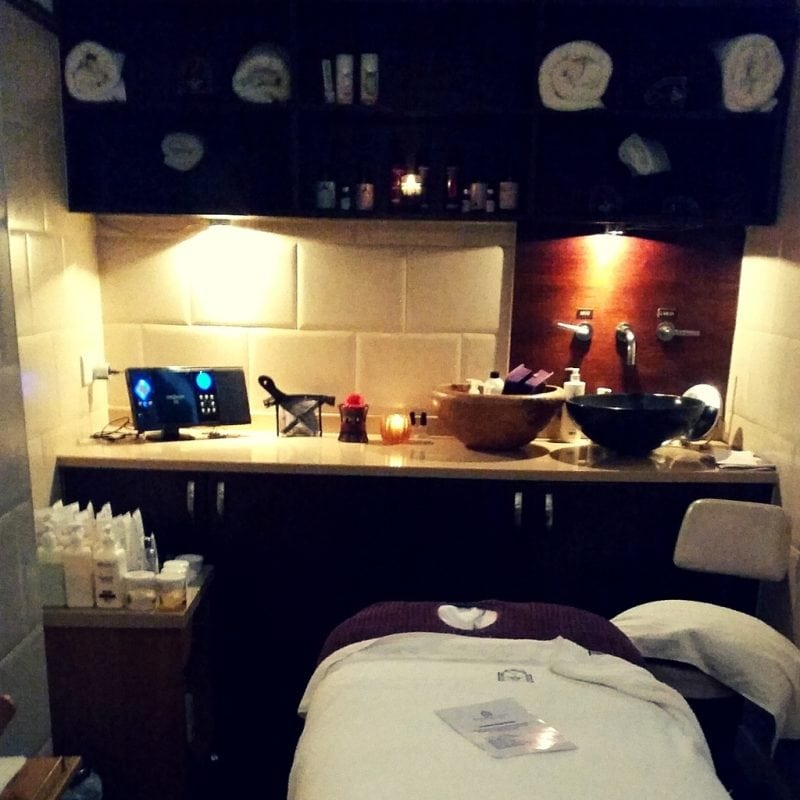 treatment chapel spa