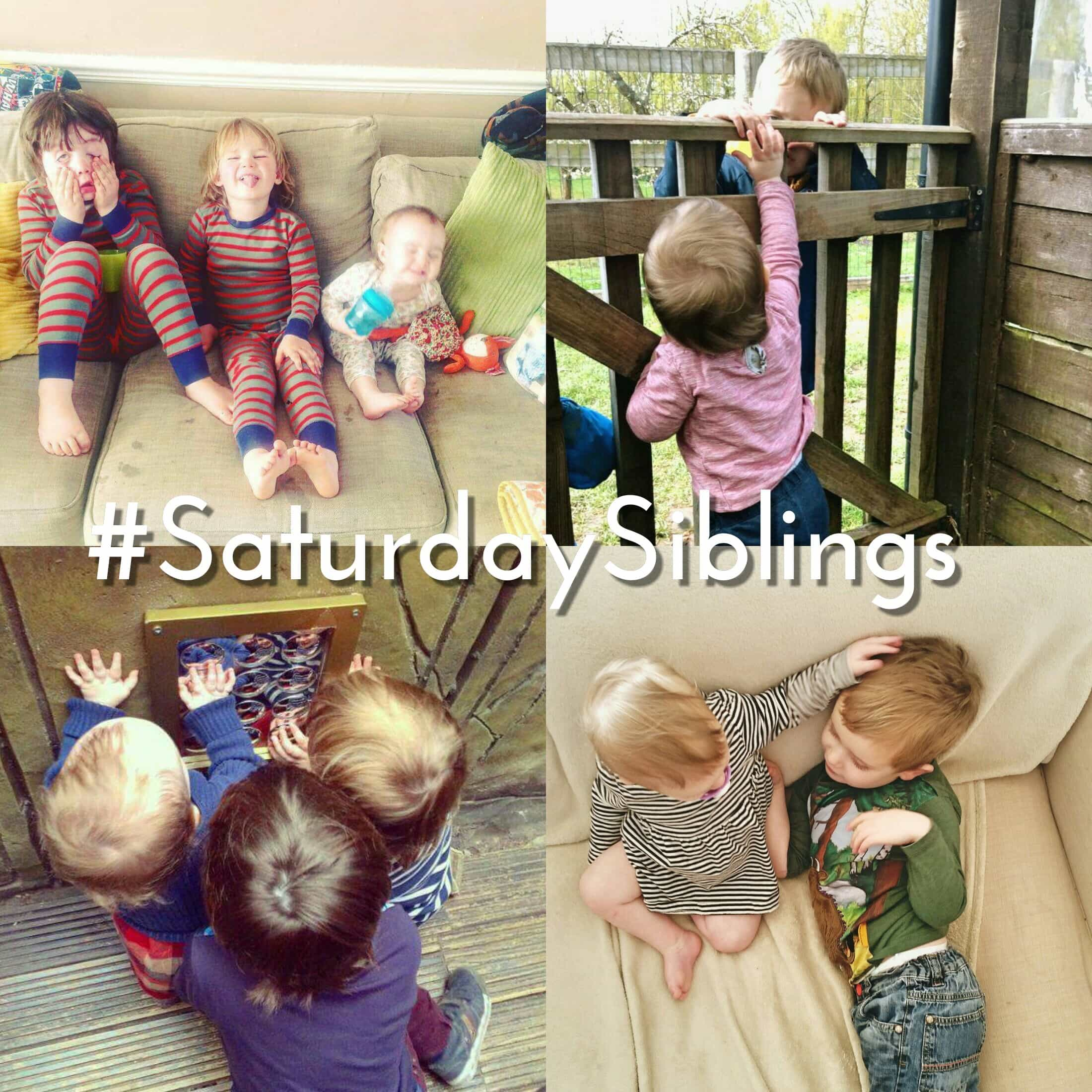 #SaturdaySiblings