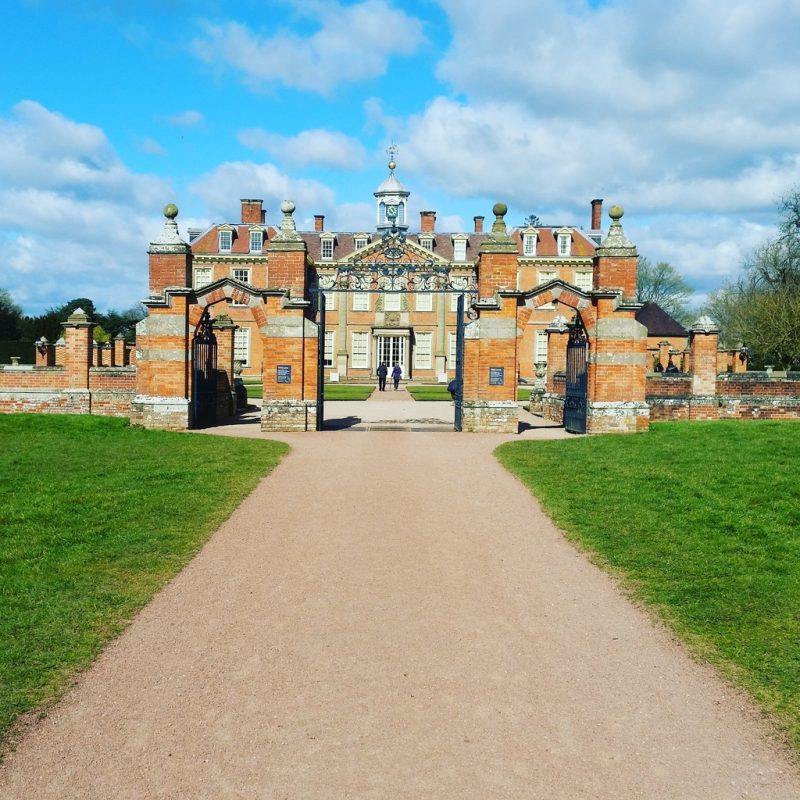National Trust Hanbury Hall