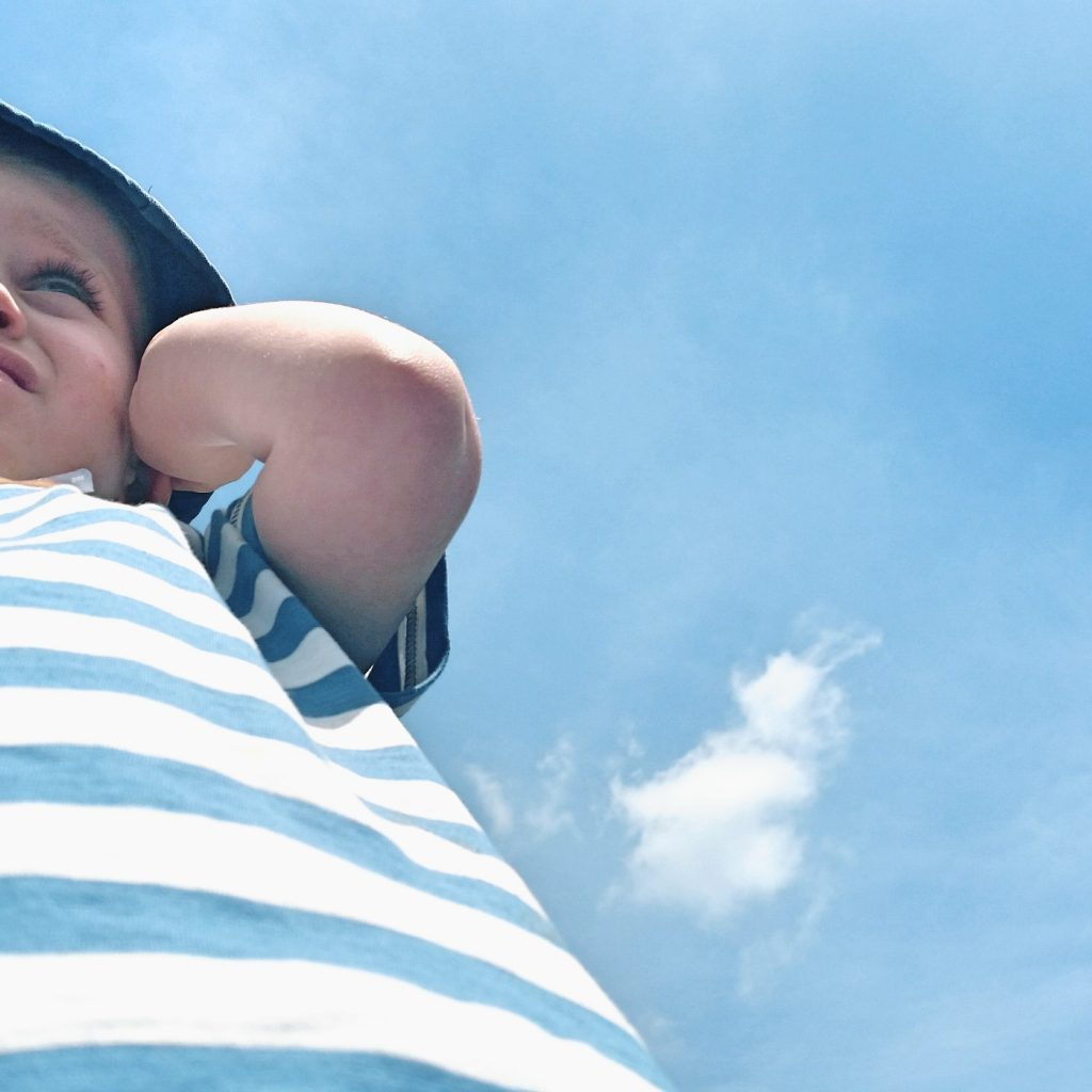 Blue sky autism