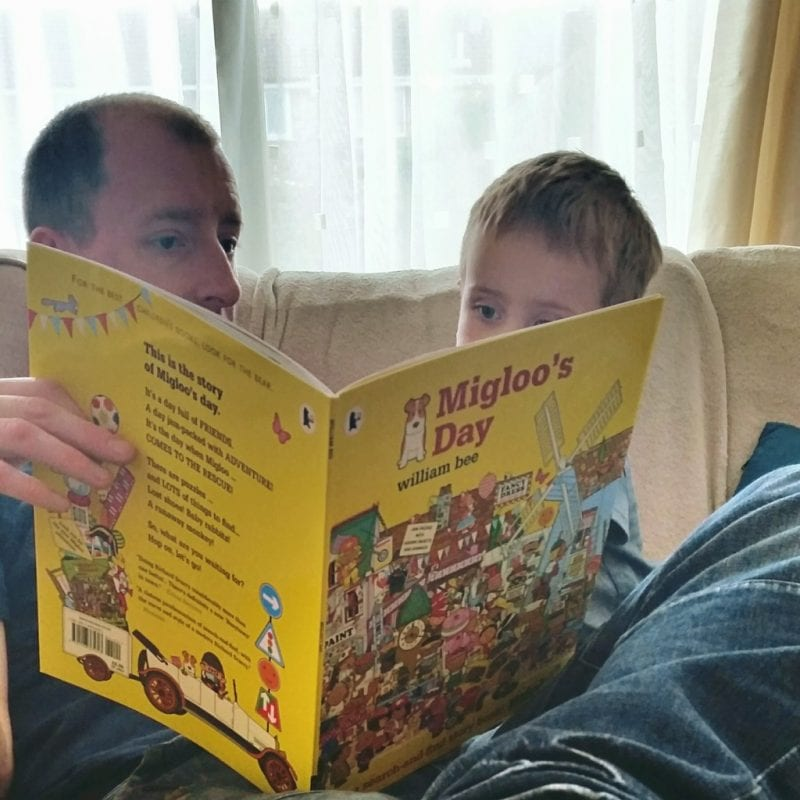 Reading Migloo's Day