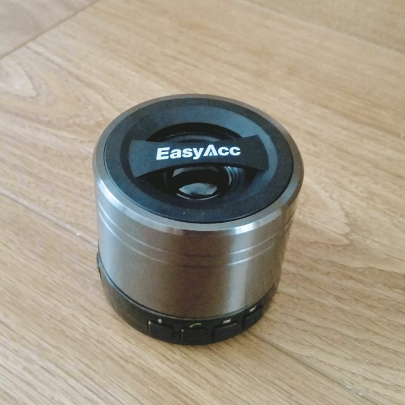 EasyAcc bluetooth speaker