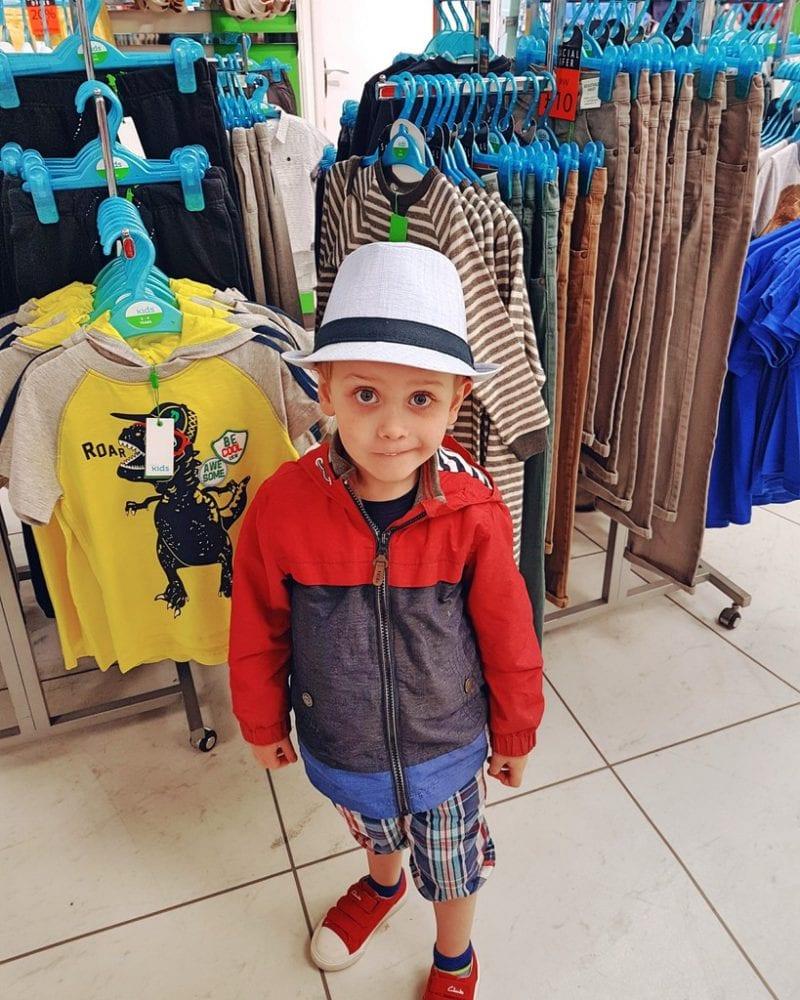 M&Co child's hat