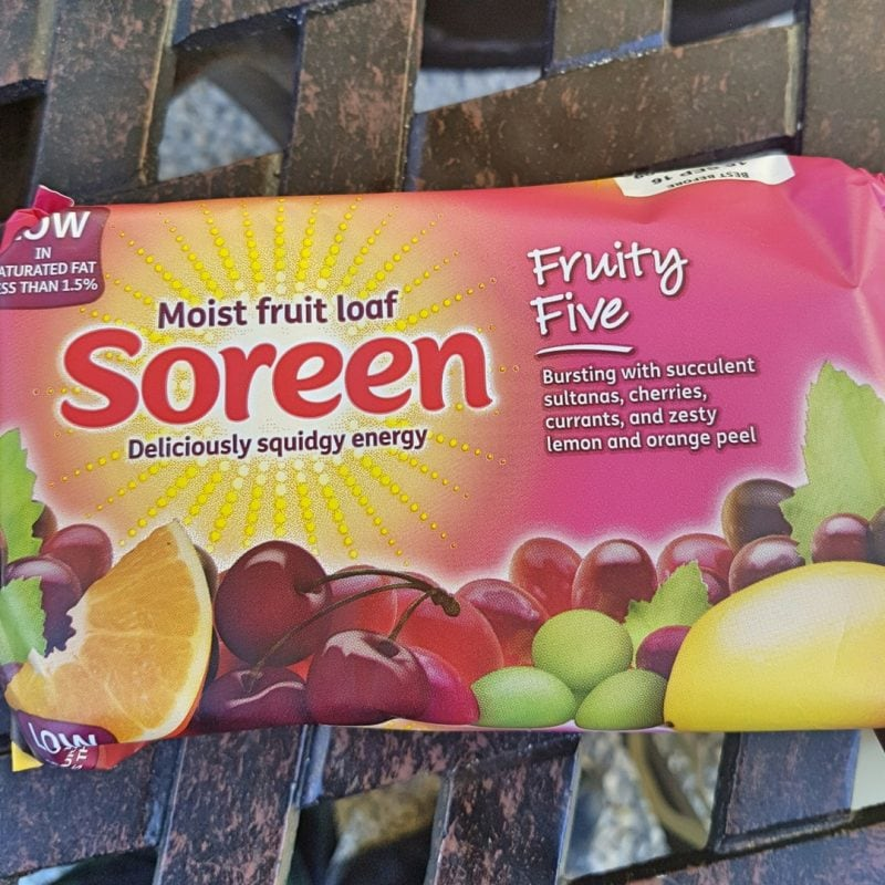 Fruity Five Soreen