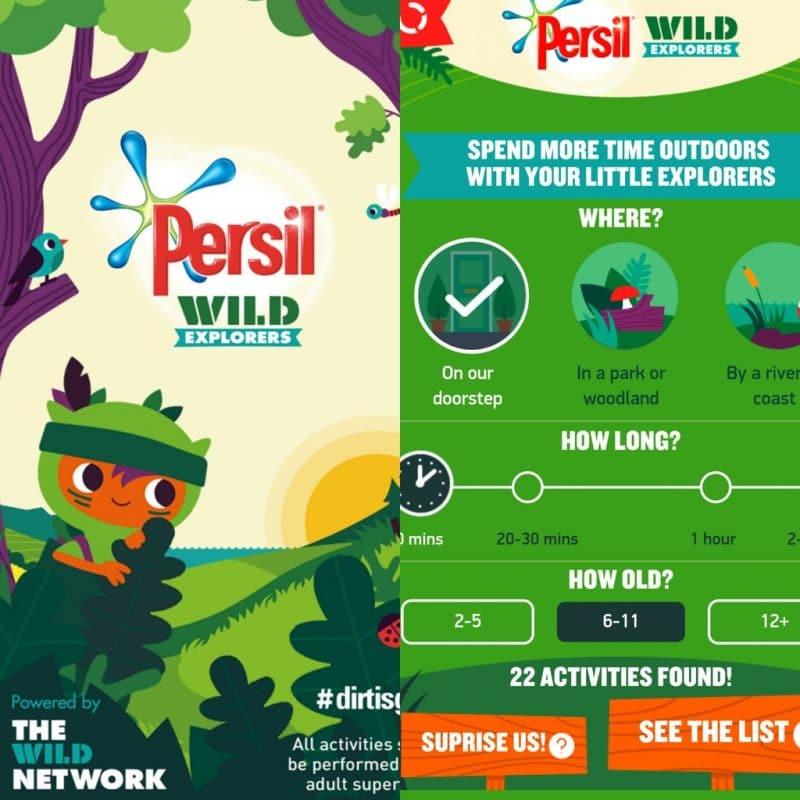 Persil App