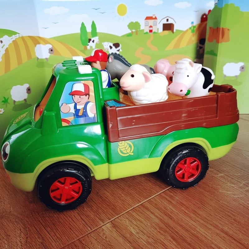 Wow toys farm truck