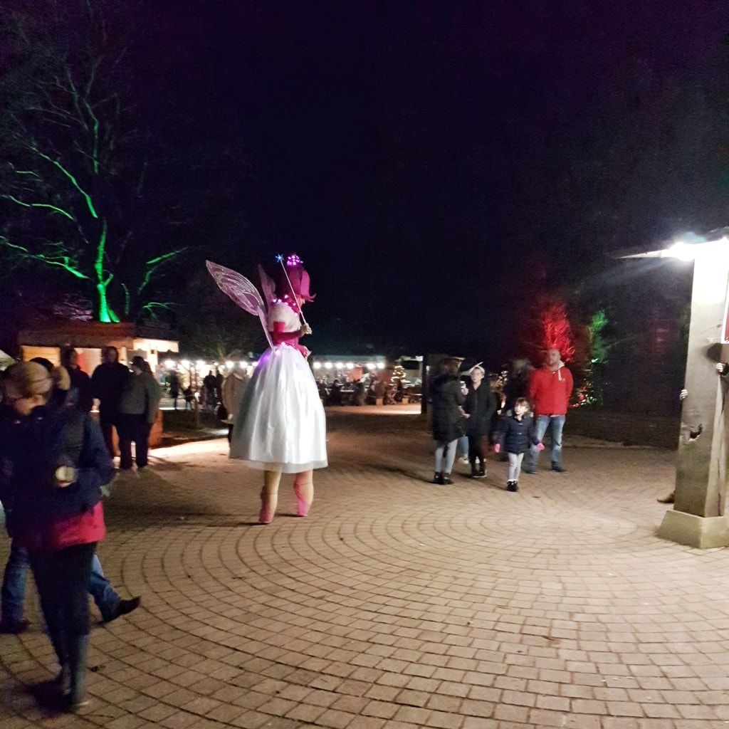 Fairy at Westonbirt Aboretum