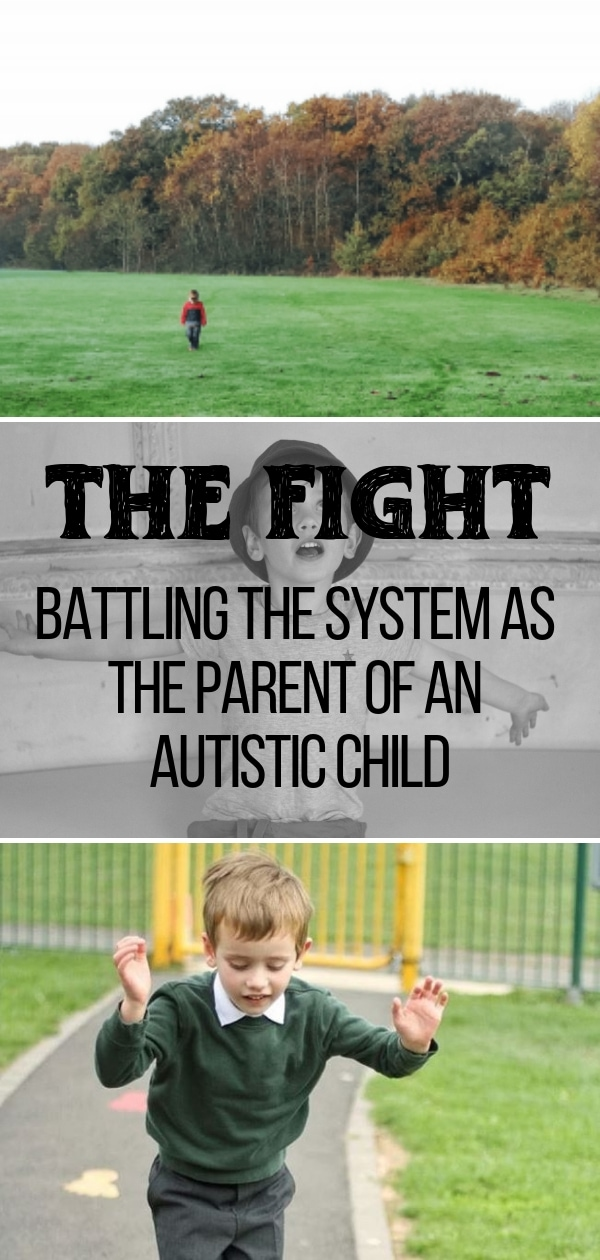 Battling the system as the parent of a SEND child