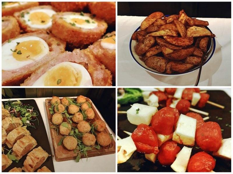 Food at HomeSense Blogging Event