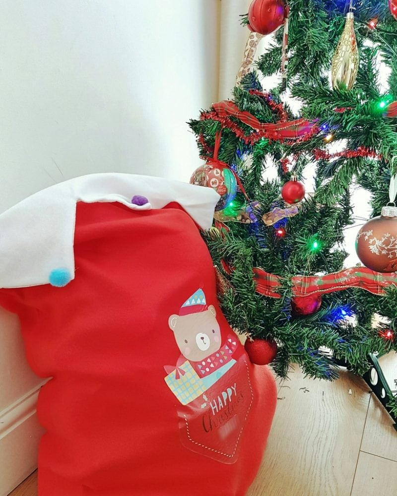 Mothercare Christmas sack