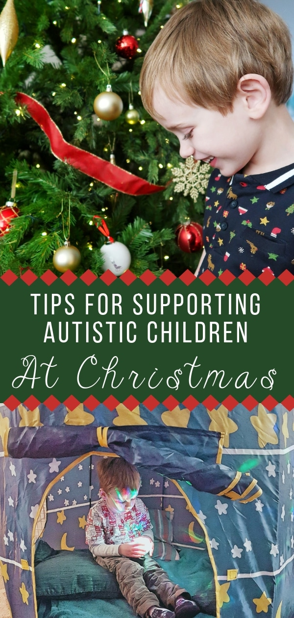 Tips for supporting autistic children at Christmas
