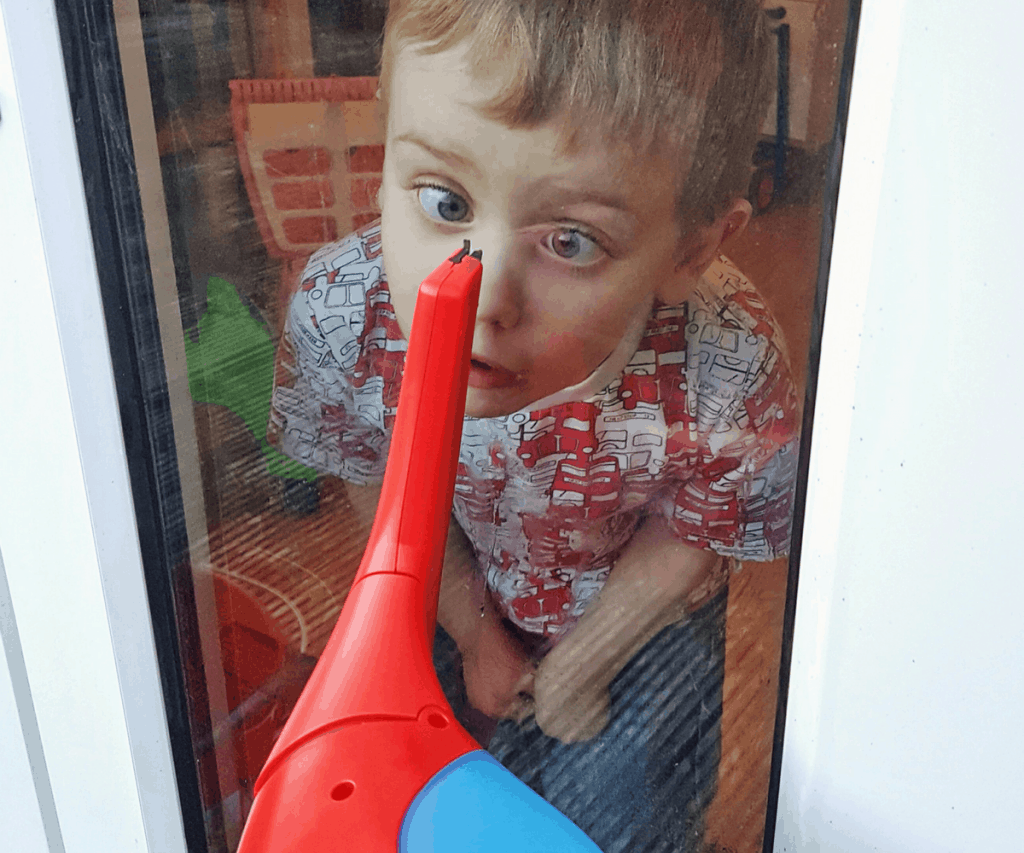 Vileda Windomatic cordless window vacuum – a review