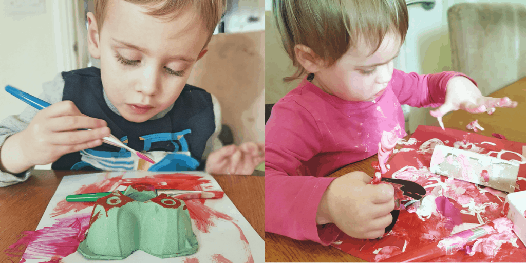 3 Easy Valentines Crafts for Kids and Toddlers