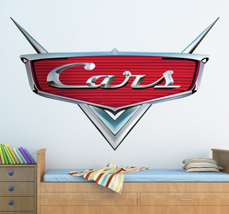 Cars logo wall stickers