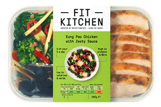 Fit Kitchen Packaging