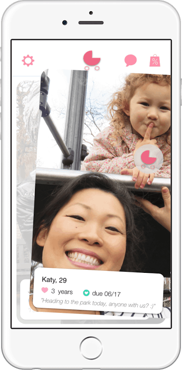 Momzie app - the truth about mum and baby groups
