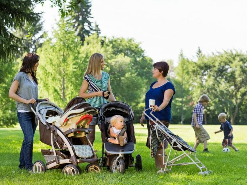 Mum friends - the truth about mum and baby groups