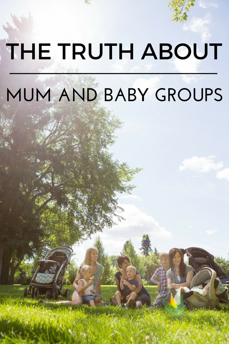 The truth about mum and baby groups