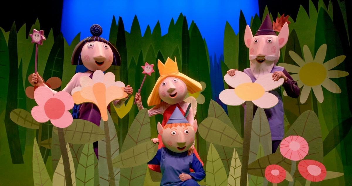 Ben and Holly Live – Review and Win tickets!
