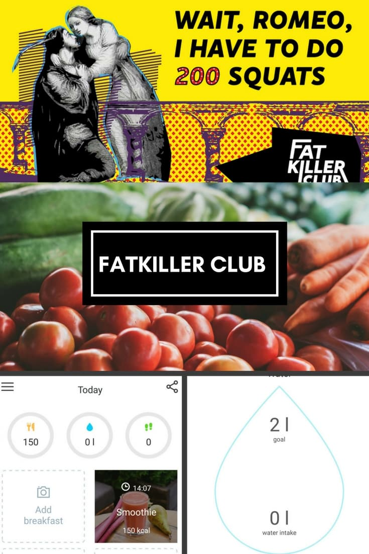 Fatkiller Club can help mums to exercise and eat healthily