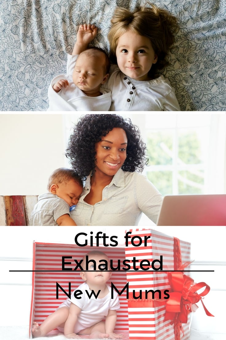 Gifts for Exhausted Mums