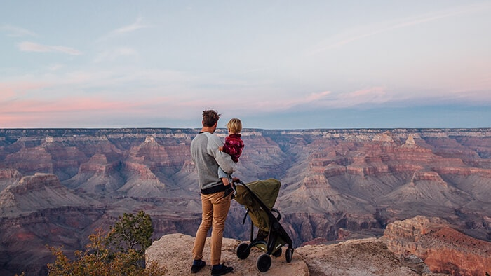 Greentom Stroller in Canyon
