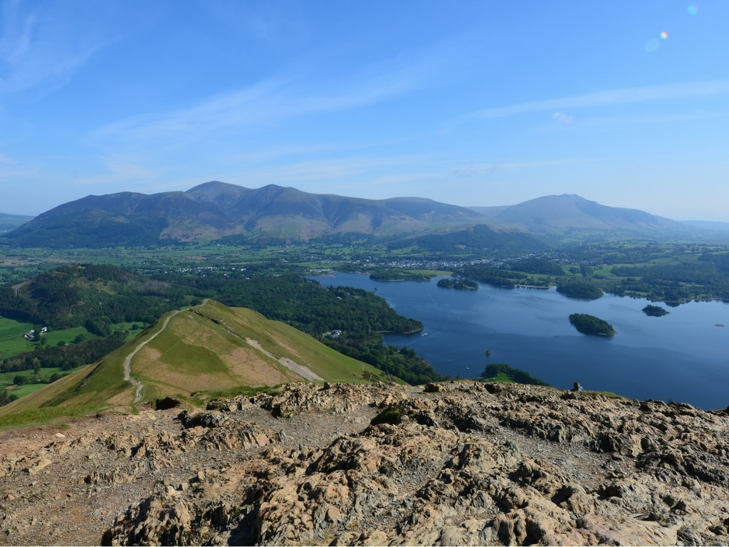 Keswick - Six cities in six years