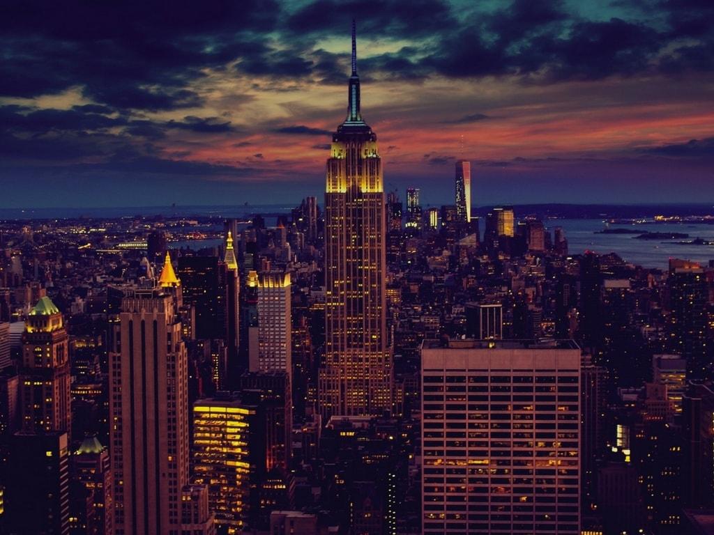 New York - Six Cities in Six Years