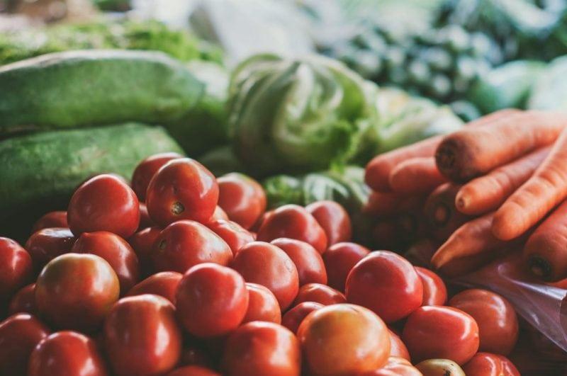 Raw vegetables - Fatkiller Club