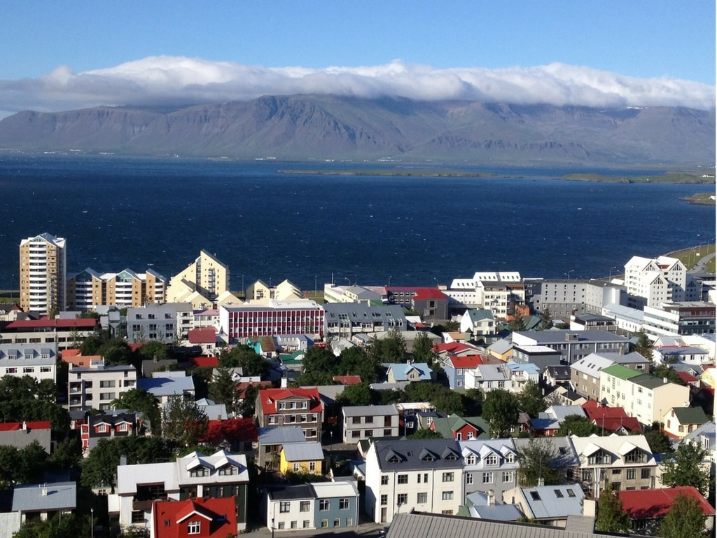 Reykjavik - Six Cities in Six Years