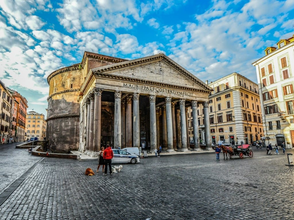 Rome - Six Cities in Six Years