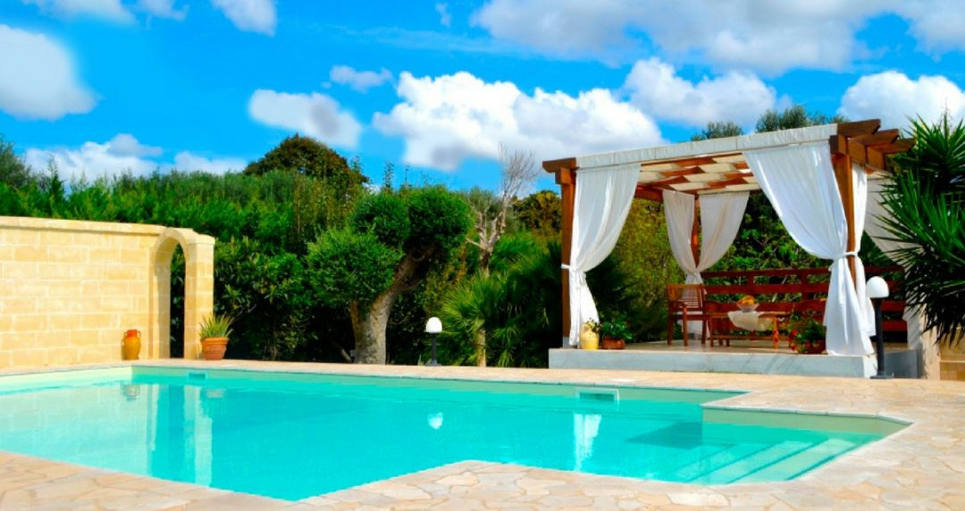 Self-catering holidays feature