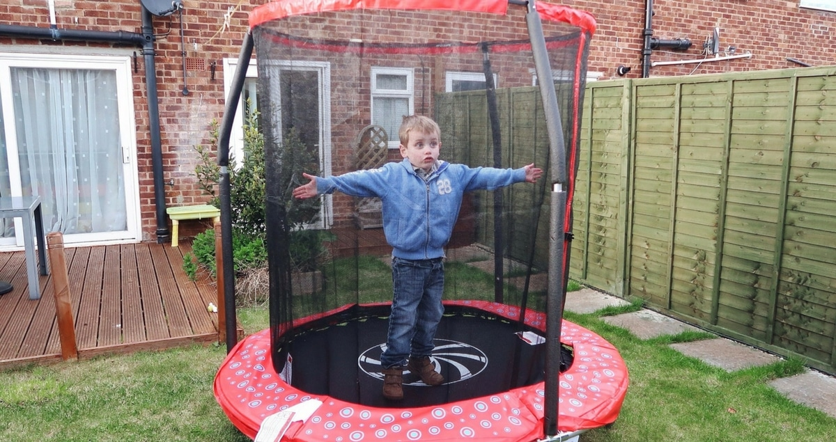 ELC Trampoline Review Feature