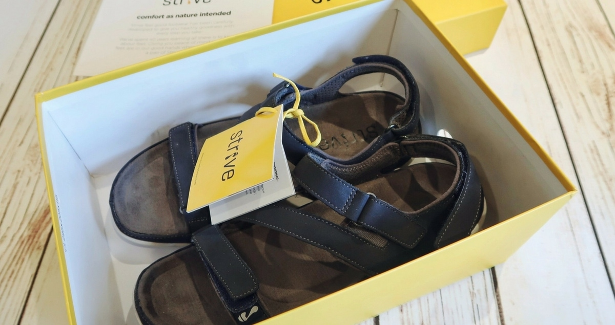 Strive Spring and Summer collection – Montana Sandal Review