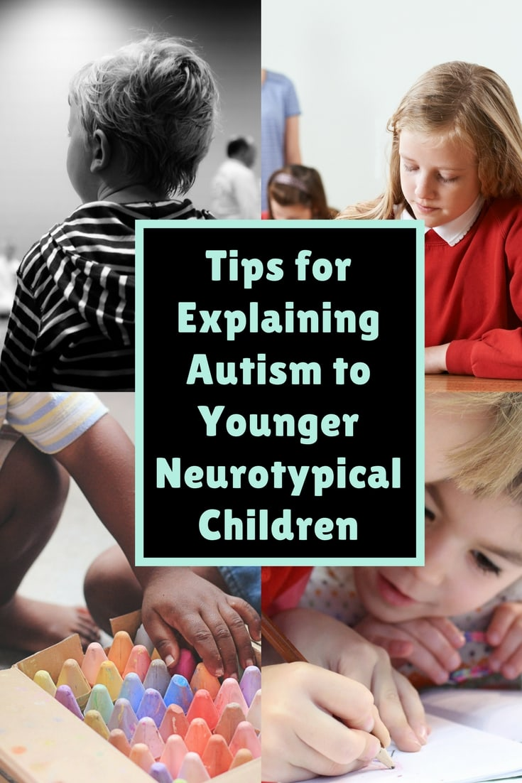 Tips for explaining autism for younger children