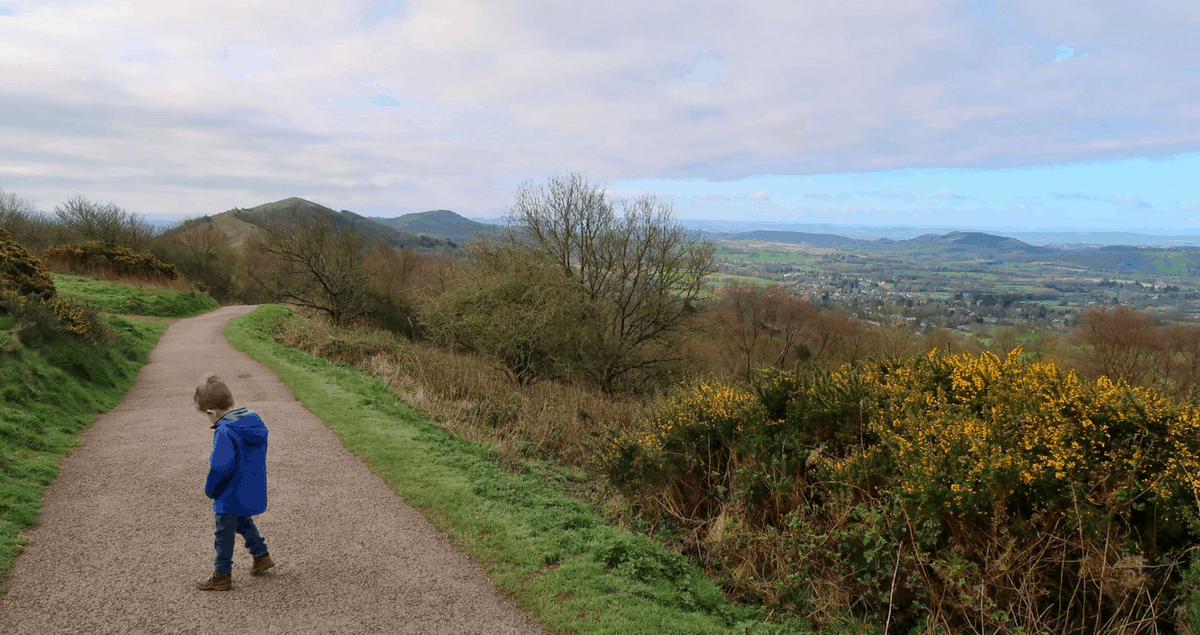 Biggest on the Malvern Hills