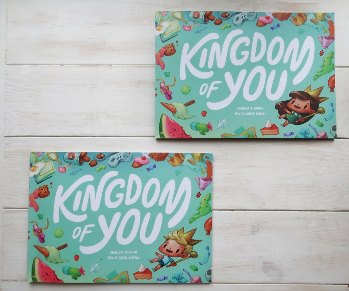 Kingdom of You review
