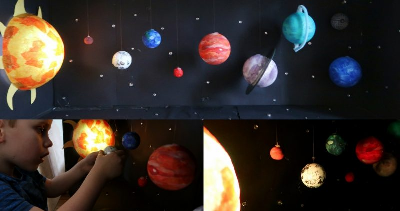 solar system that are lined up 2017 - photo #22