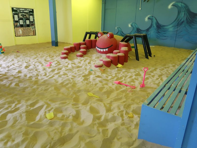 Sand Pit All Things Wild Evesham