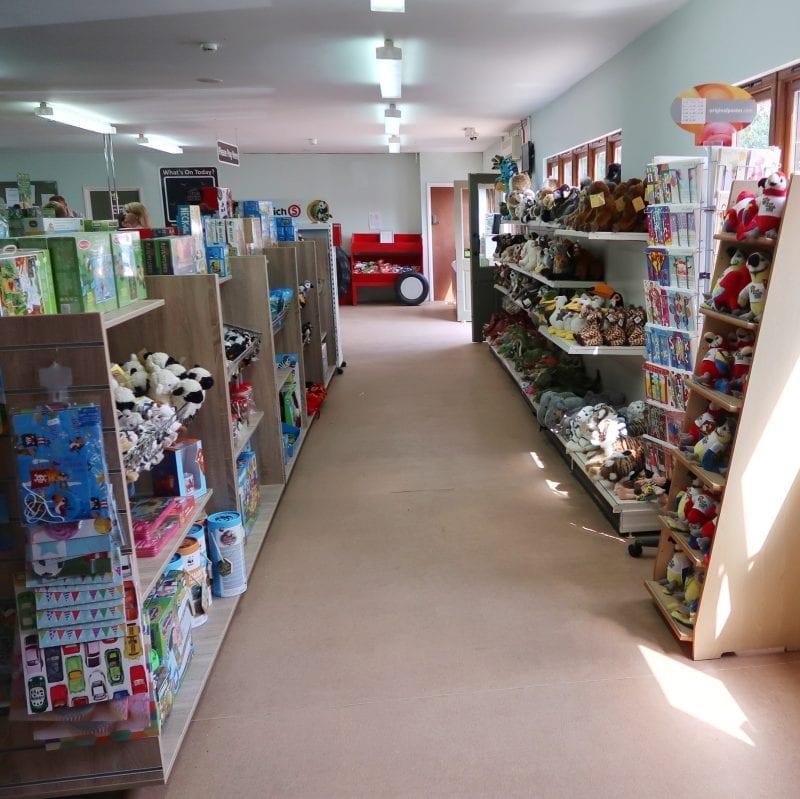 Gift shop All Things Wild Evesham