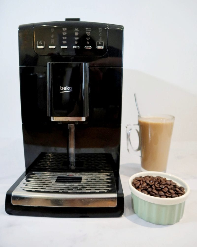 Beko Bean to Cup Coffee Machine for the perfect family breakfast