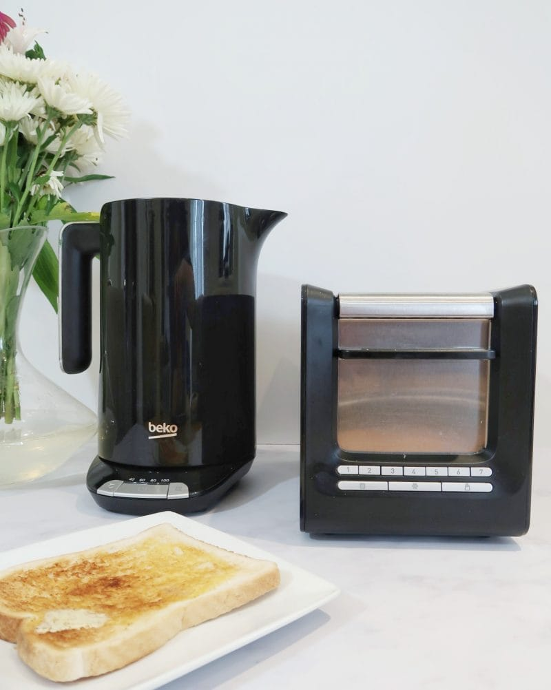 Beko kettle and toaster for a perfect family breakfast