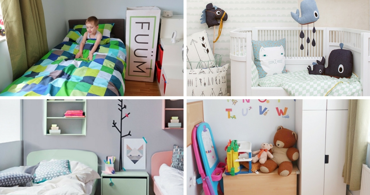 Bedroom Ideas for a Smaller Child