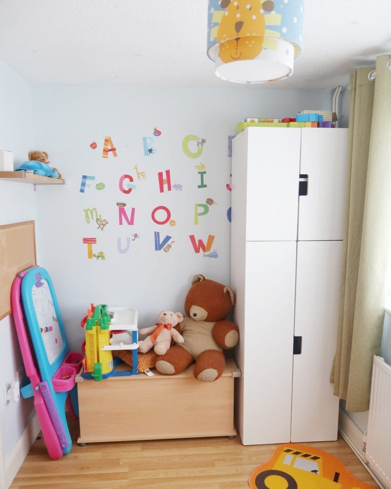 Small Child's Bedroom Ideas