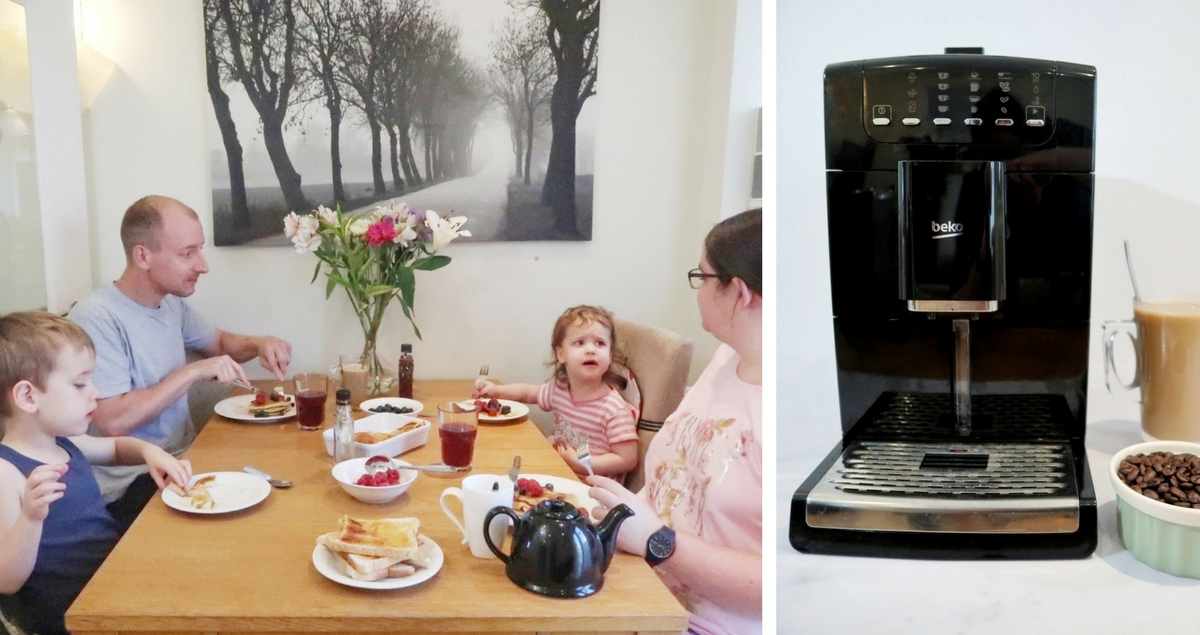 Three Gadgets for a Perfect Family Breakfast