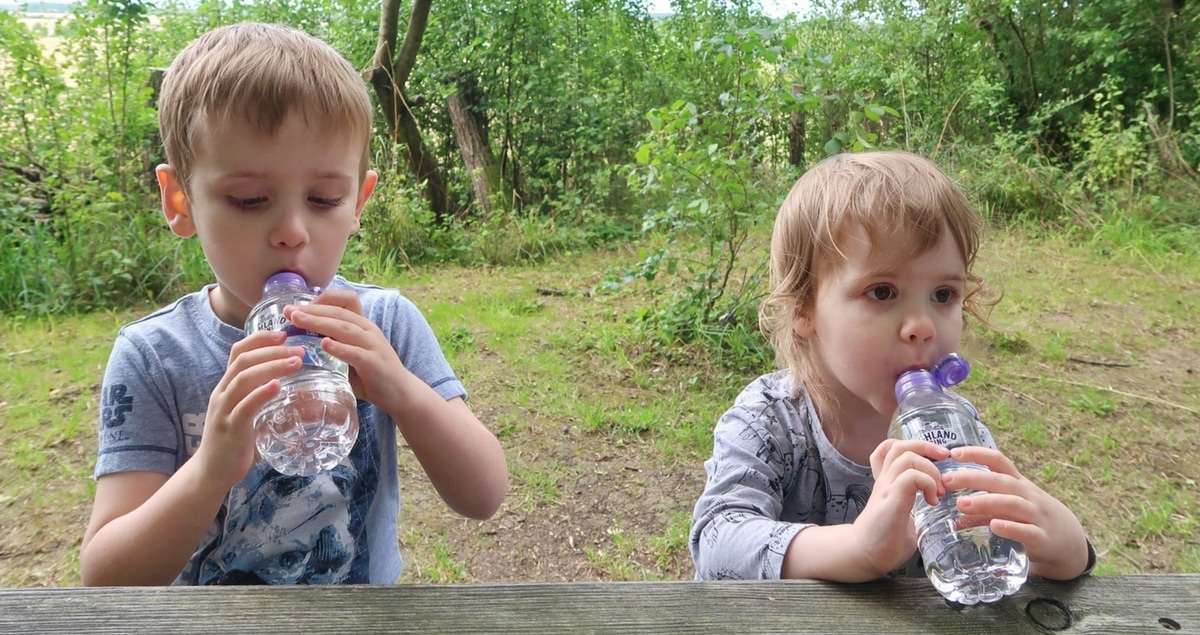 Brave by Nature – Drinking More with Highland Spring