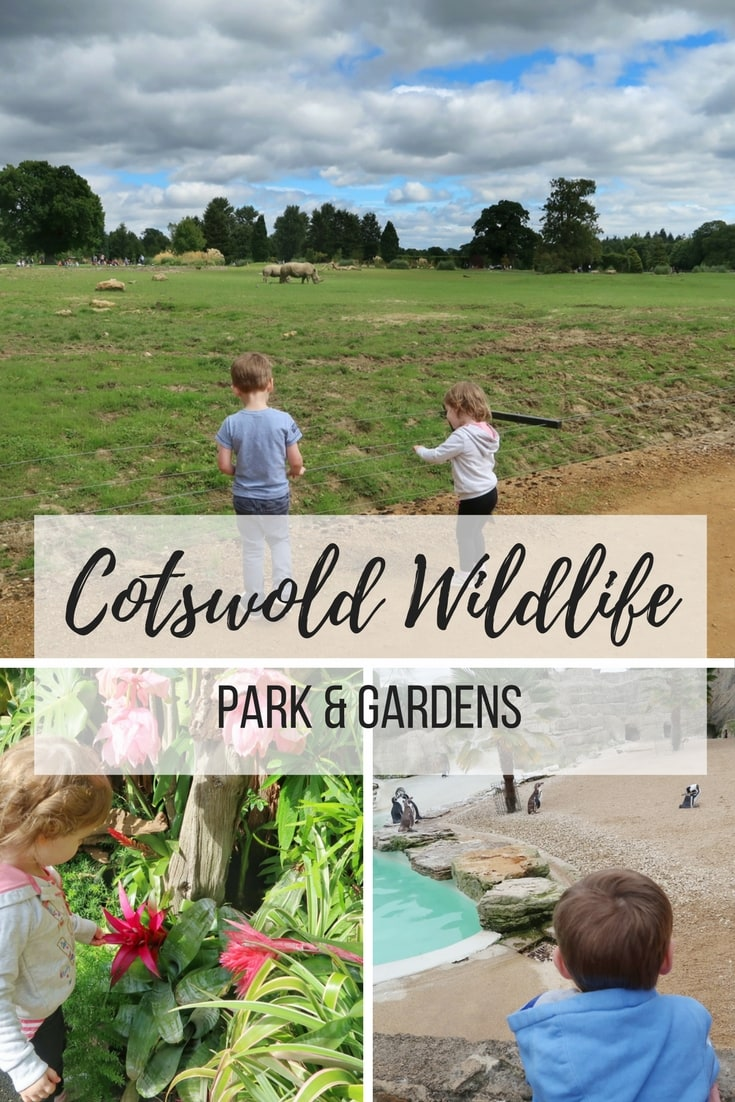 Cotswold Wildlife Park and Gardens - a review of the zoo, wildlife and gardens.