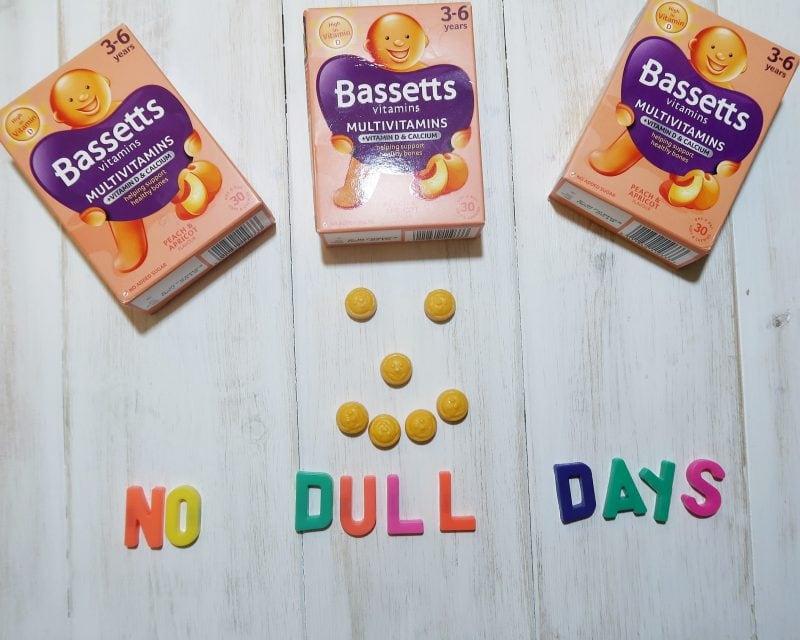 Bassetts vitamins 3-6