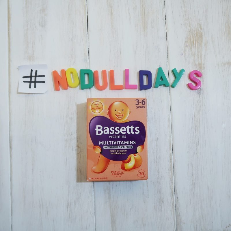 #NoDullDays with Bassetts vitamins